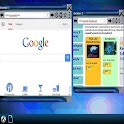 Multi Window Browser & Notepad