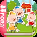 Three Little Pigs (FREE) icon