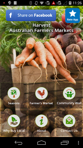 Harvest - Farmers Markets