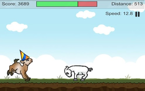 Buttermilk - The Bouncing Goat Screenshot 5