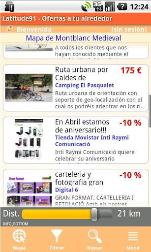 玩購物App Latitude 91- Deals, promotions免費 APP試玩