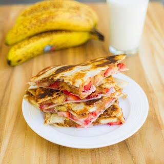 Dessert Quesadilla Recipes.