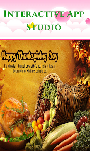 ThanksGiving Day Ecards