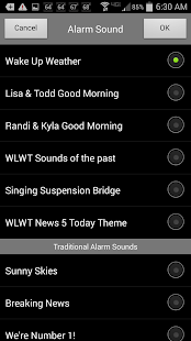 Alarm Clock WLWT 5 Cincinnati - screenshot thumbnail
