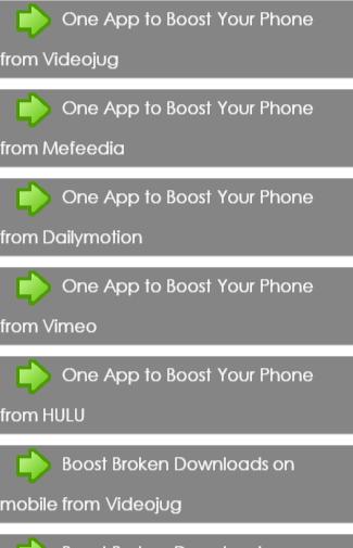 BoostBroken Downloads onmobile
