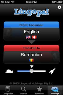 Lingopal羅馬尼亞