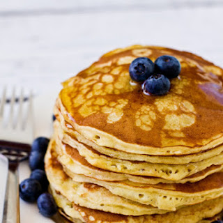Fluffiest Pancakes Ever