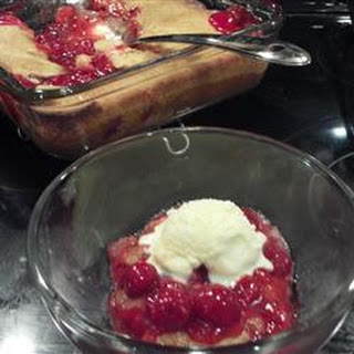 Cherry Cobbler With Cherry Pie Filling Recipes.