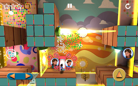 Lost Twins - A Surreal Puzzler APK screenshot thumbnail 13