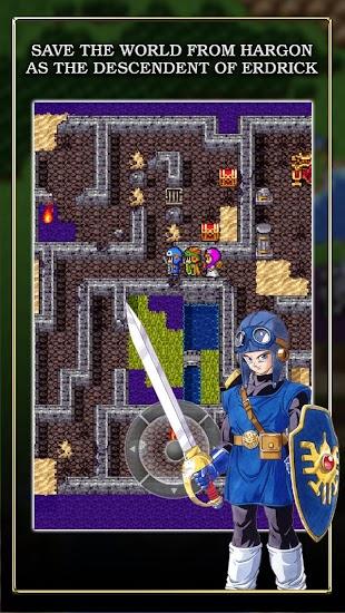 DRAGON QUEST II- screenshot thumbnail