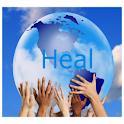 Heal The World logo