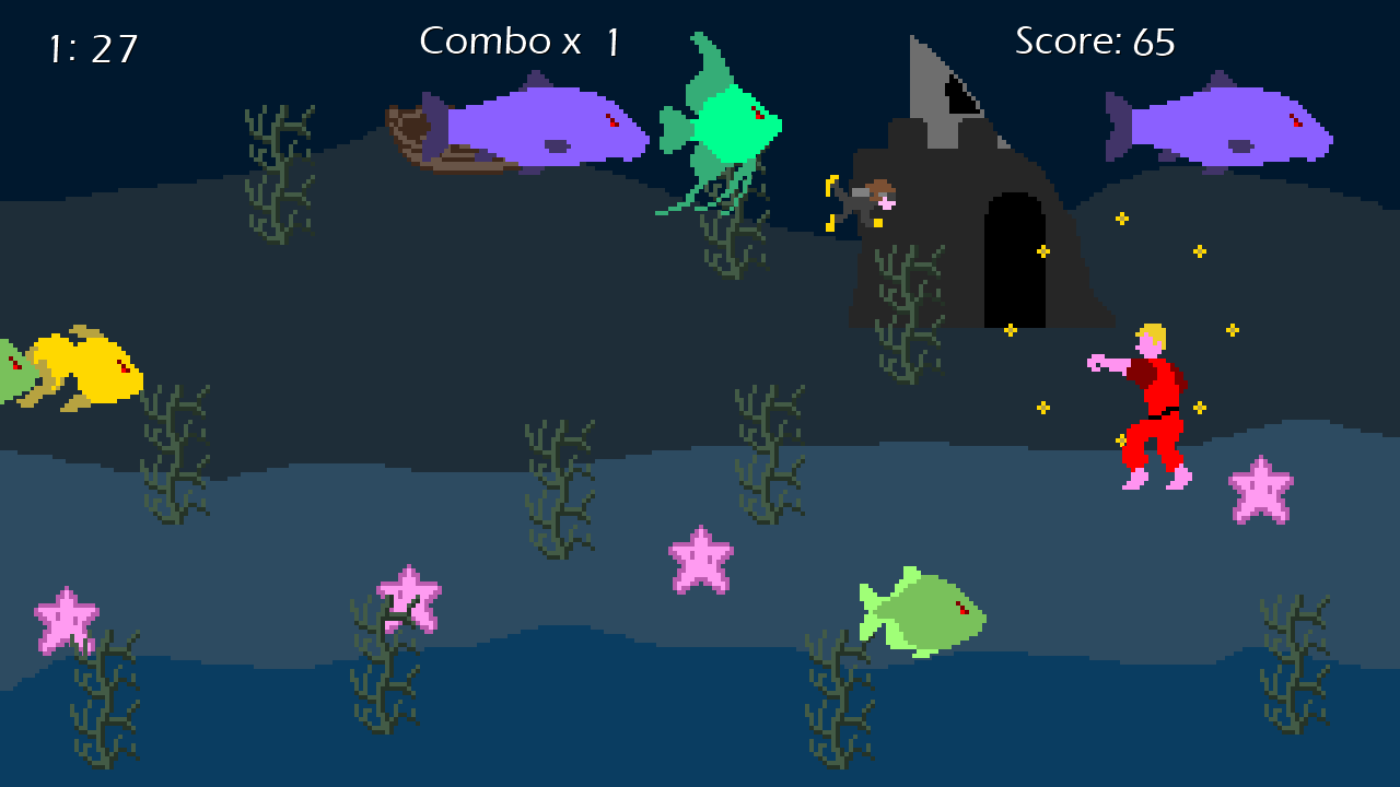 Fish Puncher!- screenshot