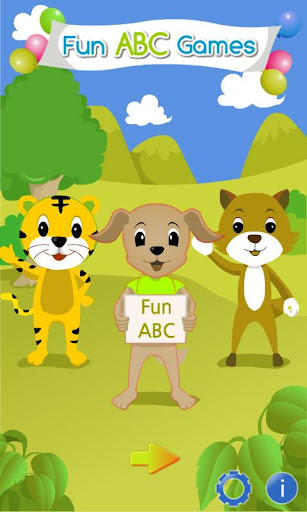 Alphabet Game for Kids [abc]