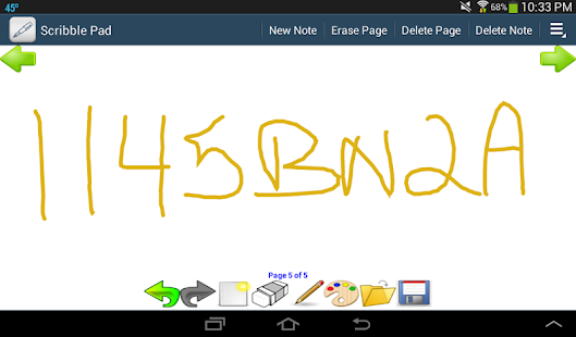 Scribble Pad- screenshot thumbnail
