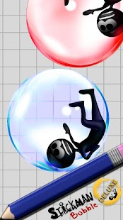 Stickman Bubble Deluxe- screenshot thumbnail