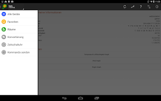 Screenshot of andFHEM
