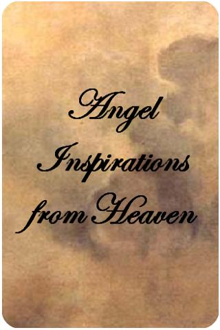 Angel Inspirations from Heaven- screenshot