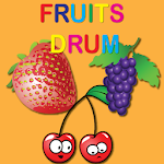 Fruits Drum For Toddlers