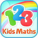 Kids Math 123 icon