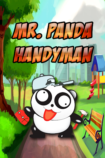 【免費教育App】MR. PANDA HANDYMAN'S-APP點子