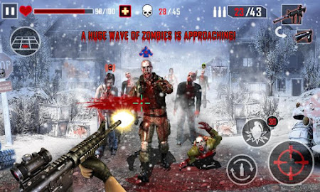 Zombie Killer 2.0 screenshot 3825