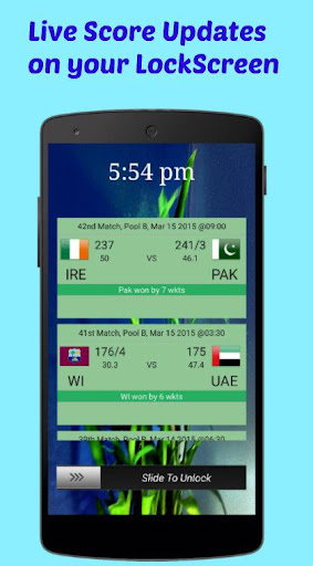 Cricket Live Scores On Go