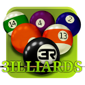 3D Pool game - 3ILLIARDS icon