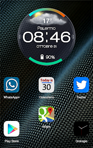 Droid Turbo Zooper Widget v1.0