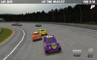 Screenshot of Thunder Stock Cars
