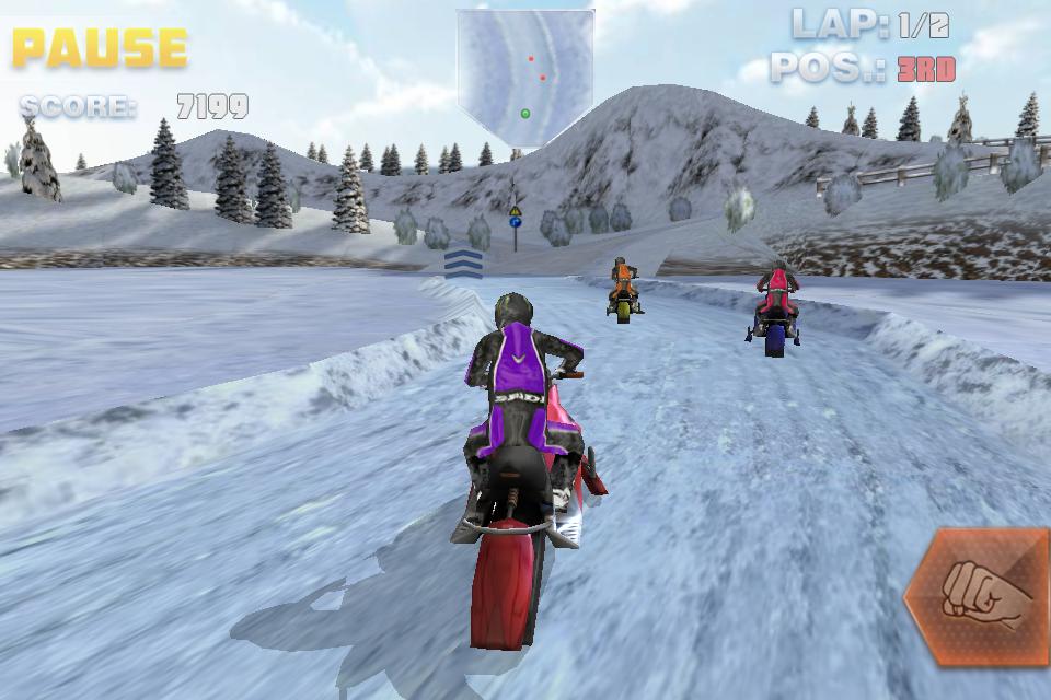 لعبة ركوب الدراجات الثلجية Snow T73UHkv5v4bcUSMJoNyd