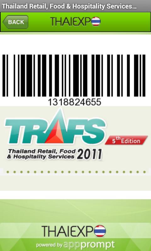 ThaiExpo- screenshot
