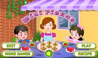 Screenshot of Mini Pizzas