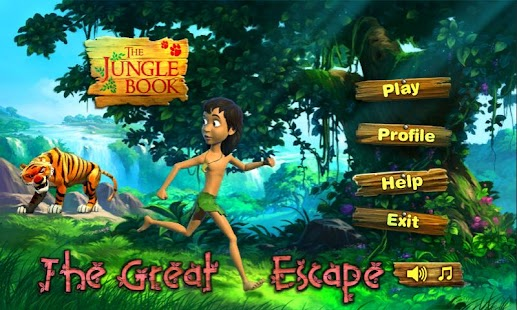 Jungle book-The Great Escape- screenshot thumbnail