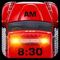 Fire Truck Alarm Clock icon