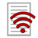 Wifi history icon