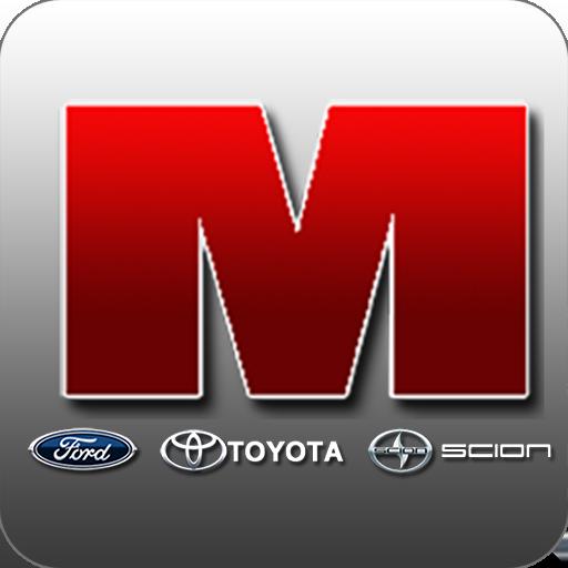 Milham Ford Toyota Scion LOGO-APP點子