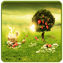 Spring HD Live Wallpaper logo