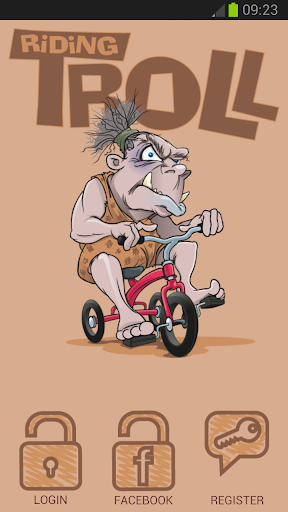 Riding Troll