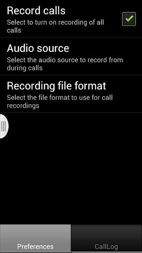 自動呼叫錄音