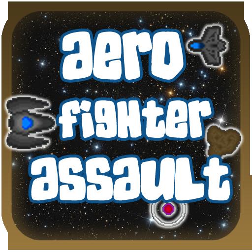 Aero Fighter Assault 街機 App LOGO-APP開箱王