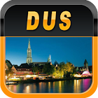 Dusseldorf Offline Map Guide icon