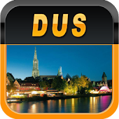 Dusseldorf Offline Map Guide