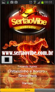 Web Rádio Sertão Vibe - screenshot thumbnail