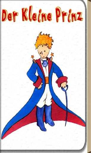 A. Exupéry Der Kleine Prinz