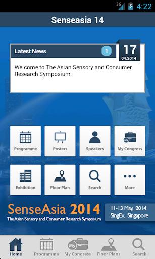 【免費教育App】SenseAsia 2014-APP點子