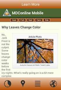 MO Fall Colors - screenshot thumbnail