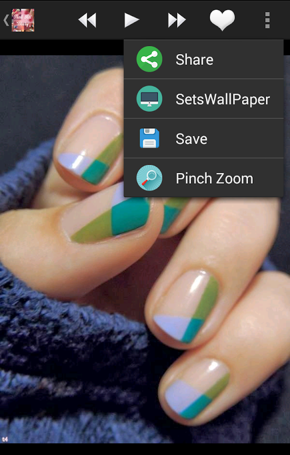 Nail art designs tutorials 16 android apps on google play nail art designs tutorials 16 screenshot prinsesfo Choice Image