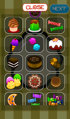 Cooking Cakes and Sweets - screenshot