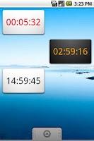 Screenshot of Easy Timer Widget