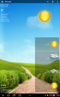 Weather Pro Free - screenshot thumbnail